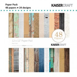 "Kaiser craft paper pad 12x12"" basecoat"