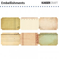 Kaiser craft journal tickets