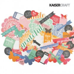 Kaiser craft chase rainbows collectable 4,5x7,5""