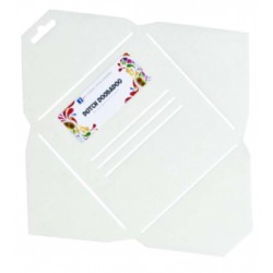 Envelope stencil square polyester