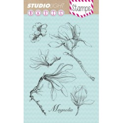 Studio Light Clearstempel A6 Magnolia nr 133