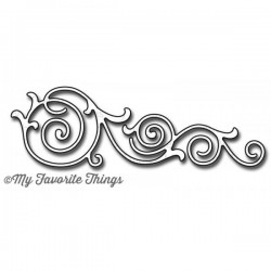 My Favorite Things Die-namics Formal Flourish
