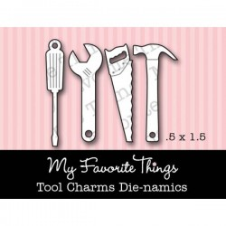 My Favorite Things Die-namics Tool Charms - Werkzeug