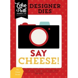 Echo Park Say Cheese Designer Dies