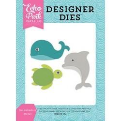Echo Park Sea Animals #3 Designer Dies