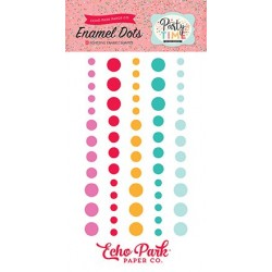 Echo Park Party Time Enamel Dots