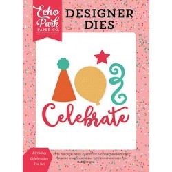 Echo Park Birthday Celebration Designer Dies