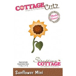 Scrapping Cottage Sunflower Mini -Sonnenblume