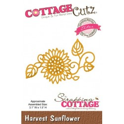 Scrapping Cottage Harvest Sunflower
