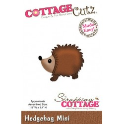 Scrapping Cottage Hedgehog Mini