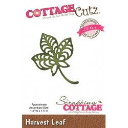 Scrapping Cottage Harvest Leaf
