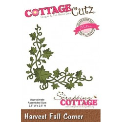 Scrapping Cottage Harvest Fall Corner