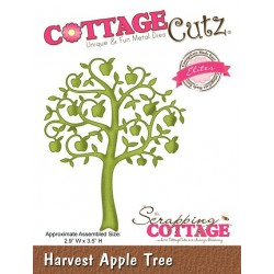 Scrapping Cottage Harvest Apple Tree