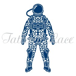 Tattered Lace Spaceman Astronaut