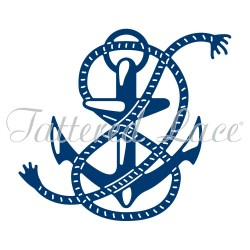 Tattered Lace Anchor Anker