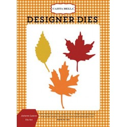 Carta Bella Autumn Leaves Die Set