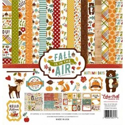 Echo Park Fall is in the Air 12x12 Inch Collection Kit
