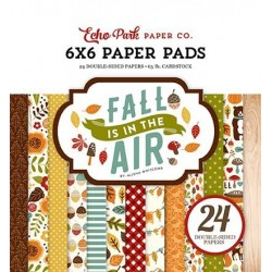 Echo Park Fall is in the Air 6x6 Inch Paper Pad