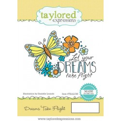 Taylored Expressions Dreams Take Flight Schmetterling