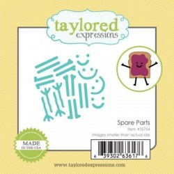 Taylored Expressions Little Bits - Spare Parts