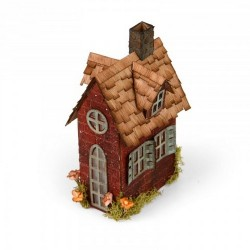 Sizzix Bigz XL Die - Haus Village Brownstone