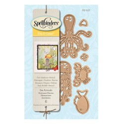 Spellbinders Sea Animals Die D-Lites