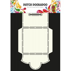 Dutch Doobadoo Dutch Envelop Art Quadrat Ornament A4