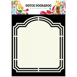 Dutch Doobadoo Dutch Shape Art frame Panel A5