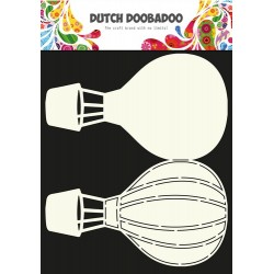 Dutch Doobadoo Dutch Card Art Stencil Luftballon A4