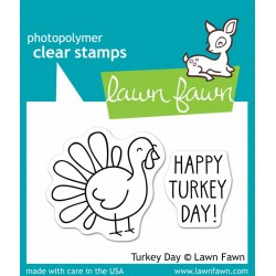 Lawn Fawn Turkey Day