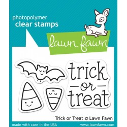 Lawn Fawn Trick or Treat