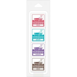 Lawn Fawn Premium Dye Ink Candy Store Cube Pack