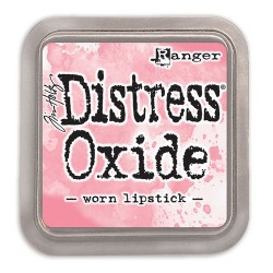 Ranger Distress Oxide - worn lipstick