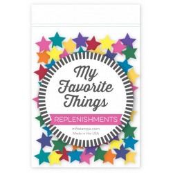 My Favorite Things Star Confetti Mix