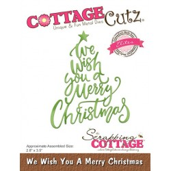 Scrapping Cottage We Wish You A Merry Christmas