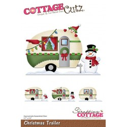 Scrapping Cottage Christmas Trailer