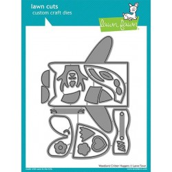 Lawn Fawn Woodland Critter Huggers