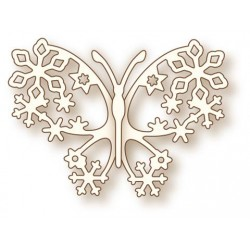Wild Rose Studio Stanze - Winter Butterfly