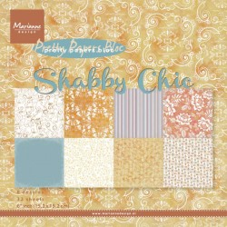 Marianne D Paper pad Shabby chic