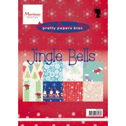 Marianne D Paper pad Jingle Bells