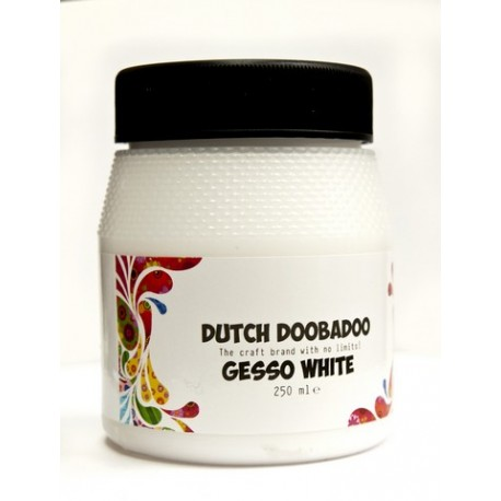 Dutch Doobadoo Dutch Gesso weiss 250ml